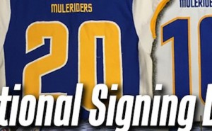 muleriders 2016 signing day class