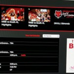 Who's in Charge of the Red Wolves Website?