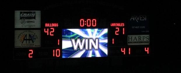 week 4 arkansas high school football scores