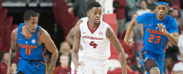 hogs drop the ball in conference opener