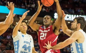 NCAA Refs put brakes on Hogs