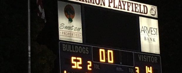 arkansas high school football scores purple dogs
