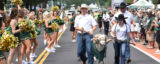 colorado state ram_walk
