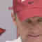 razorback football coach chad morris